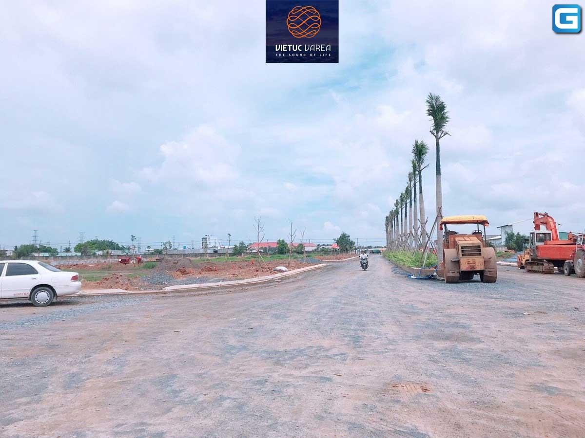 dự án đất nền VietUc Varea Bến Lức Long An