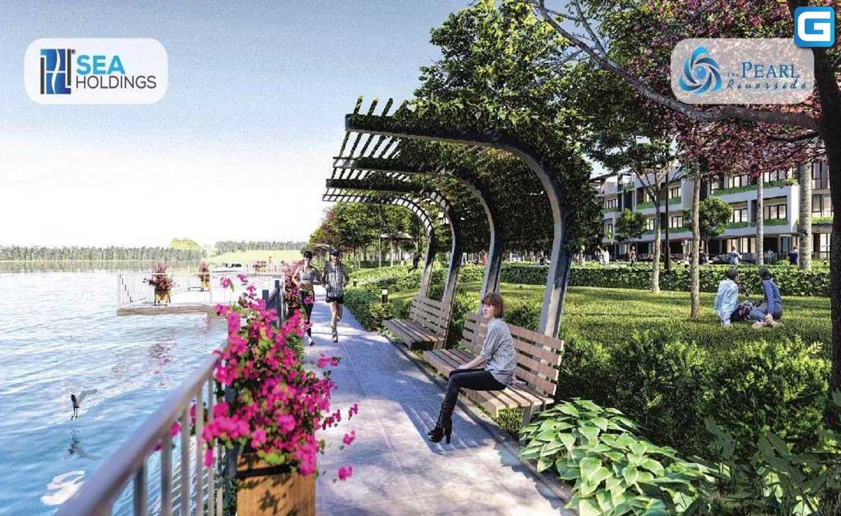 dự án The Pearl RiverSide
