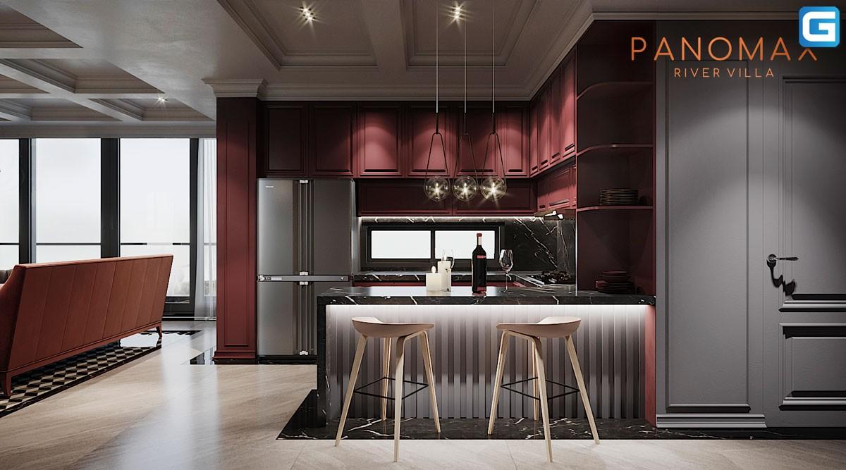 dự án căn hộ Panomax River Villa Quận 7