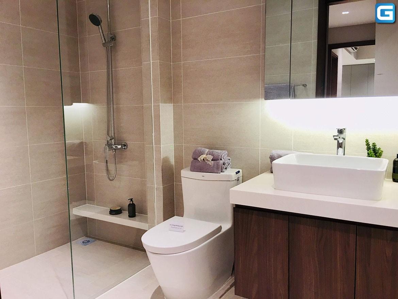 Cho thuê căn hộ chung cư Hóc Môn