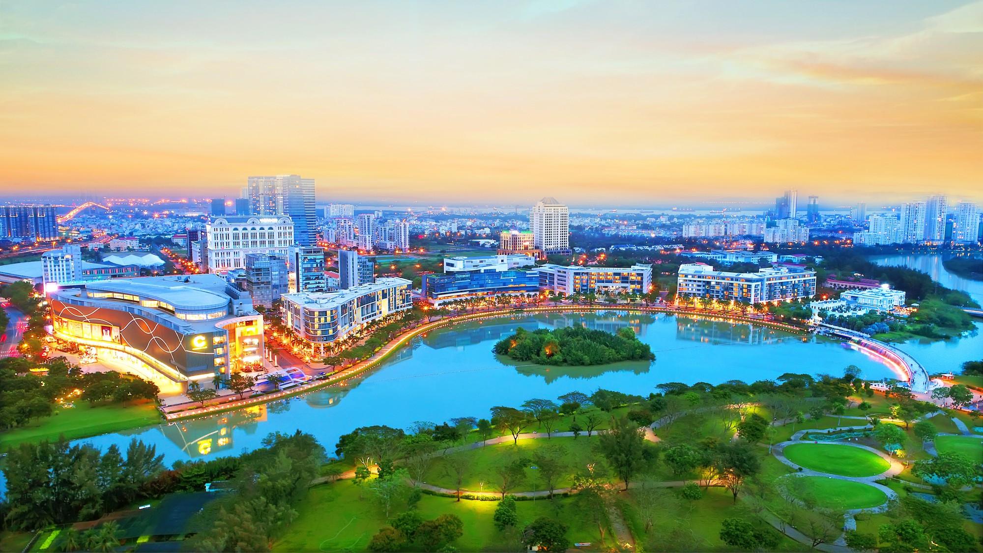 Phú Mỹ Hưng – Các dự án đang bán và bàn giao 2019