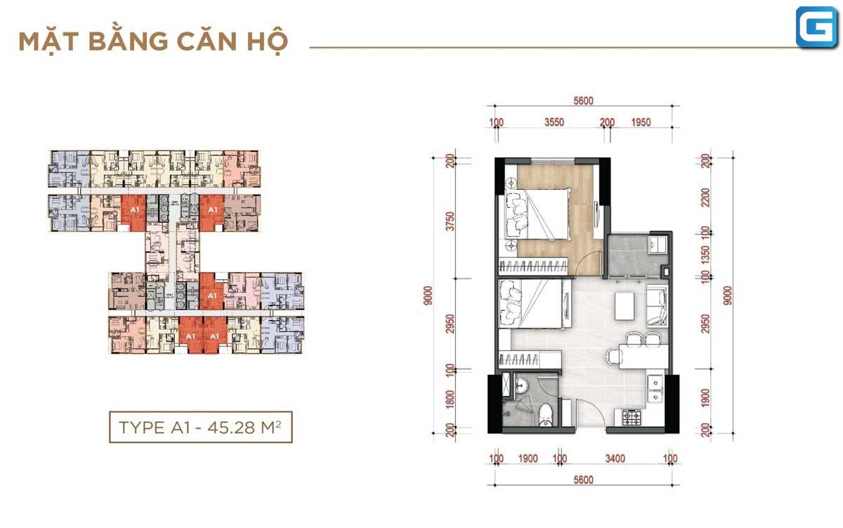 dự án căn hộ La Partenza Nhà bè