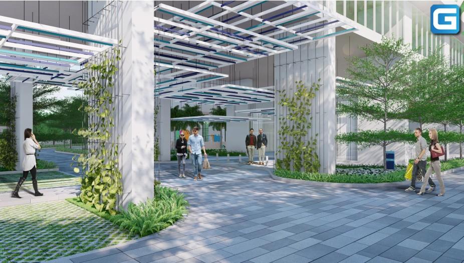 dự án căn hộ C SKyview Bình Dương