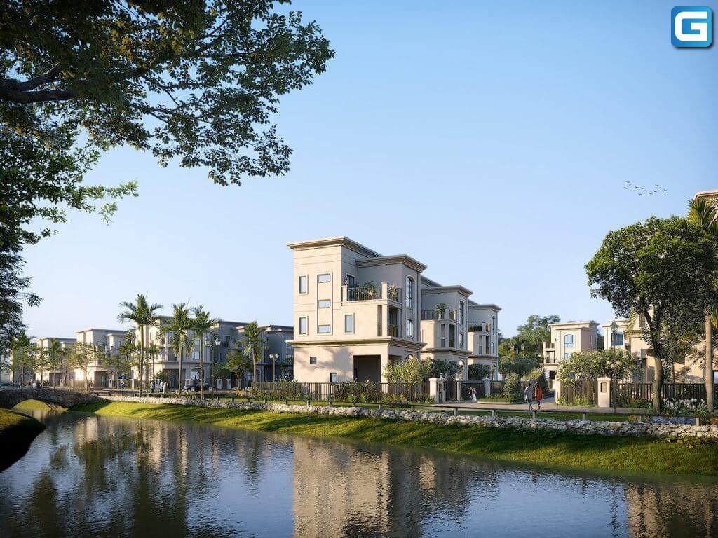 Nhà phố biệt thự Quận 2 – Top #2 dự án chuẩn bị bán 2020