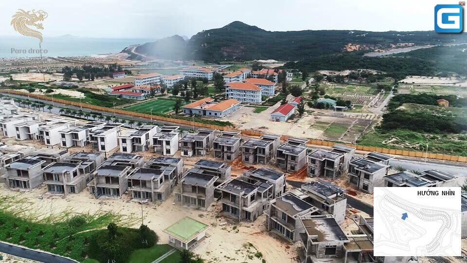 dự án biệt thự Para Draco Cam Ranh