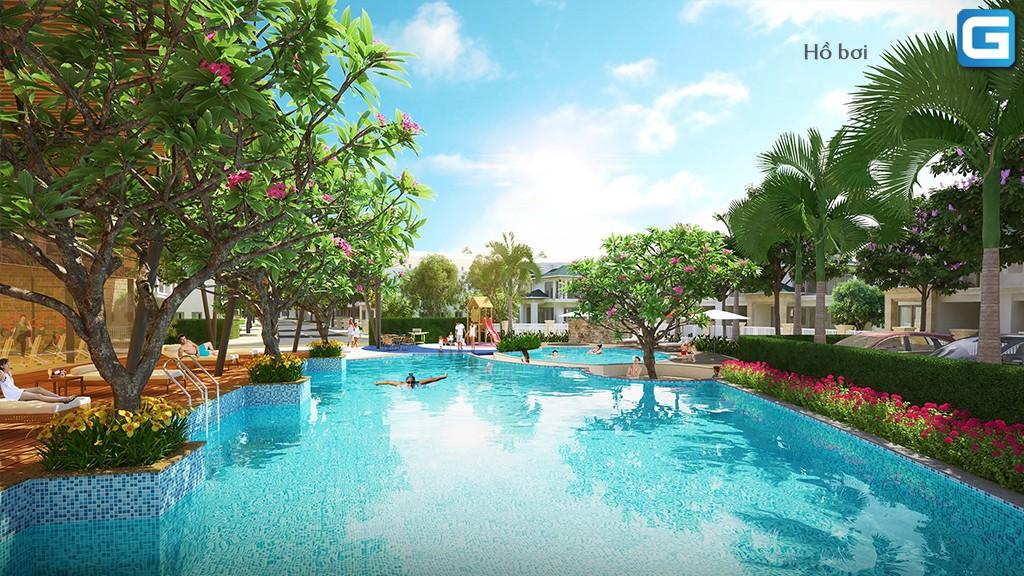 dự án biệt thự Senturia Q9 Central Point Tiến Phước Quận 9