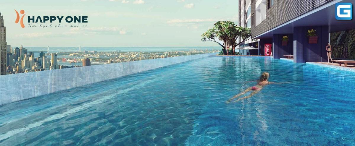 dự án căn hộ chung cư Happy One Bình Dương