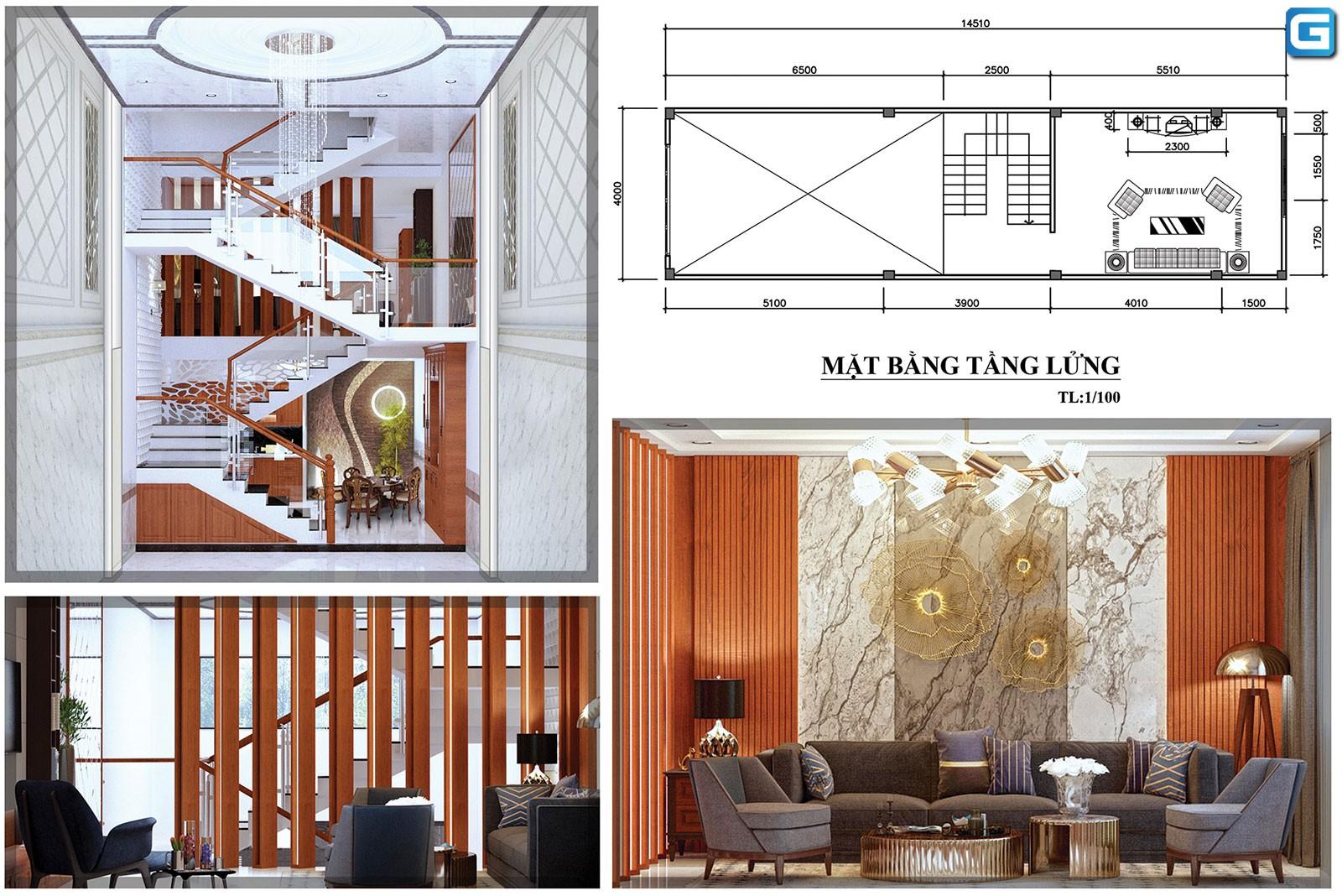 dự án nhà phố Lux Home Gardens bình Tân