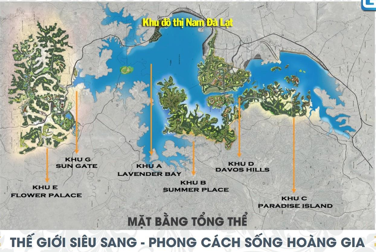 Khu Đô Thị Nam Đà Lạt