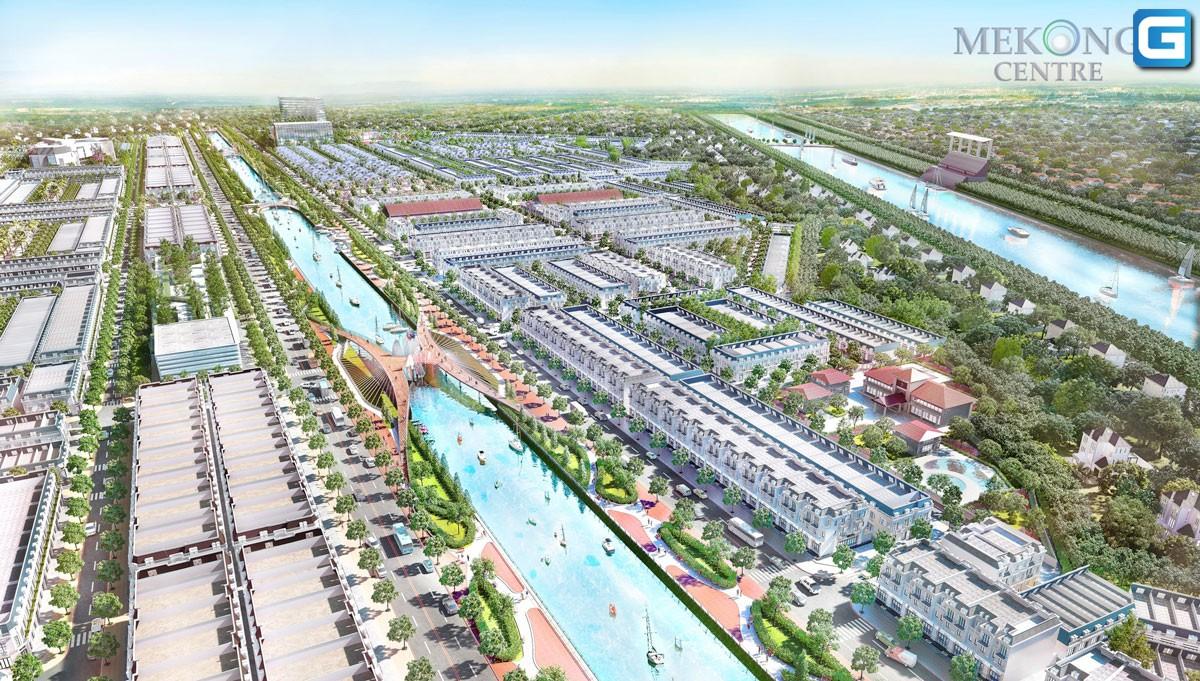 dự án Mekong Centre sóc trăng