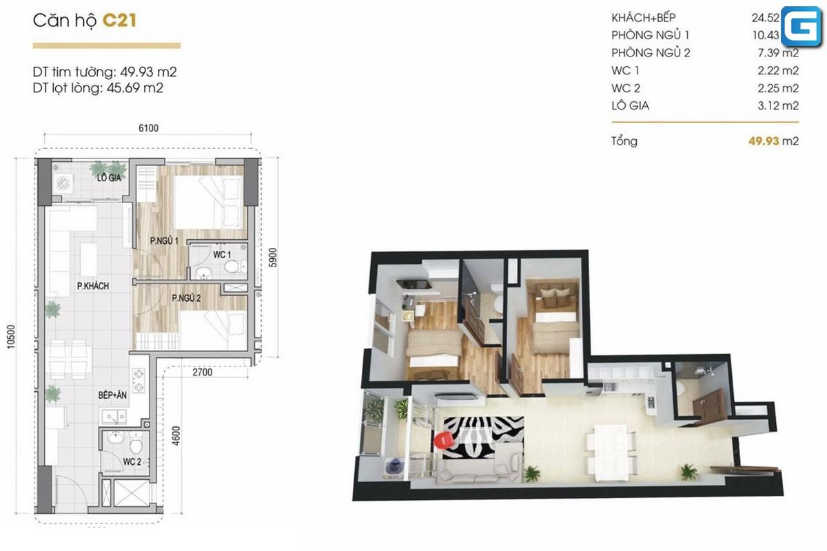 dự án căn hộ Phúc Yên Prosper Phố Đông thủ đức