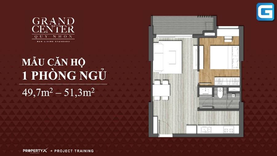 Dự án căn hộ Grand Center Quy Nhơn