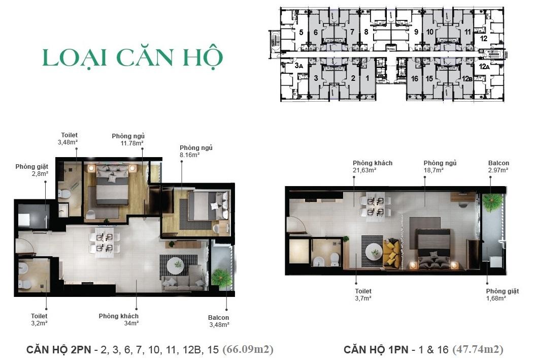 dự án căn hộ chung cư Eco Xuân Sky Residences Lái Thiêu Bình Dương