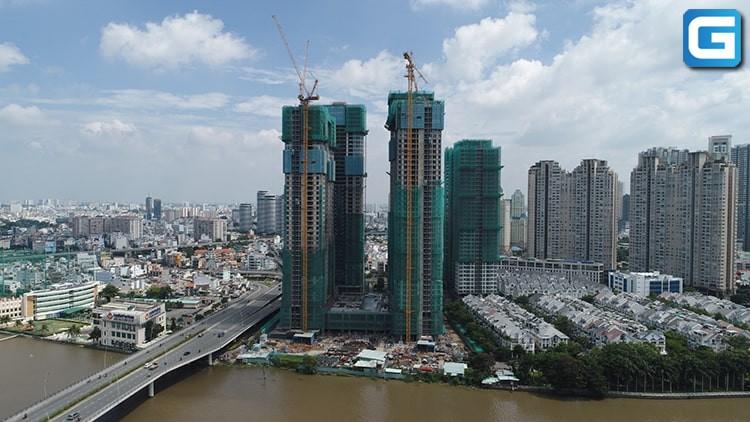 dự án căn hộ Sunwah Pearl Bình Thạnh