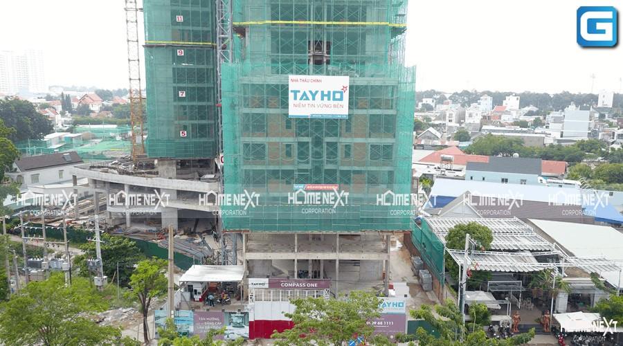 dự án căn hộ chung cư Compass One chánh nghĩa Bình Dương