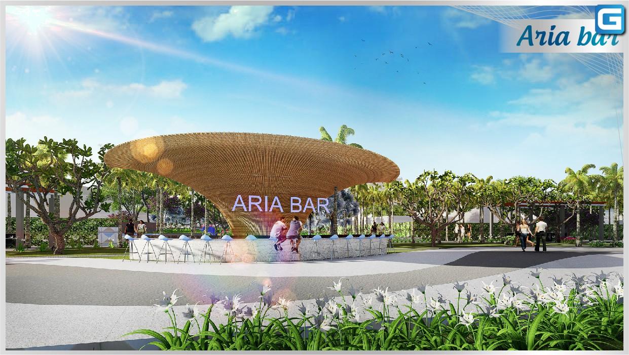 dự án căn hộ condotel Aria Vũng Tàu Hotel & Resort