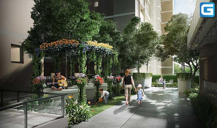 dự án căn hộ Define Capitaland Thạnh Mỹ Lợi Quận 2