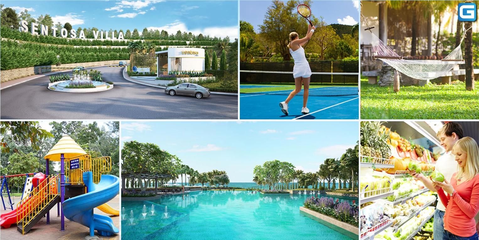 Sentosa Villa Phan Thiết