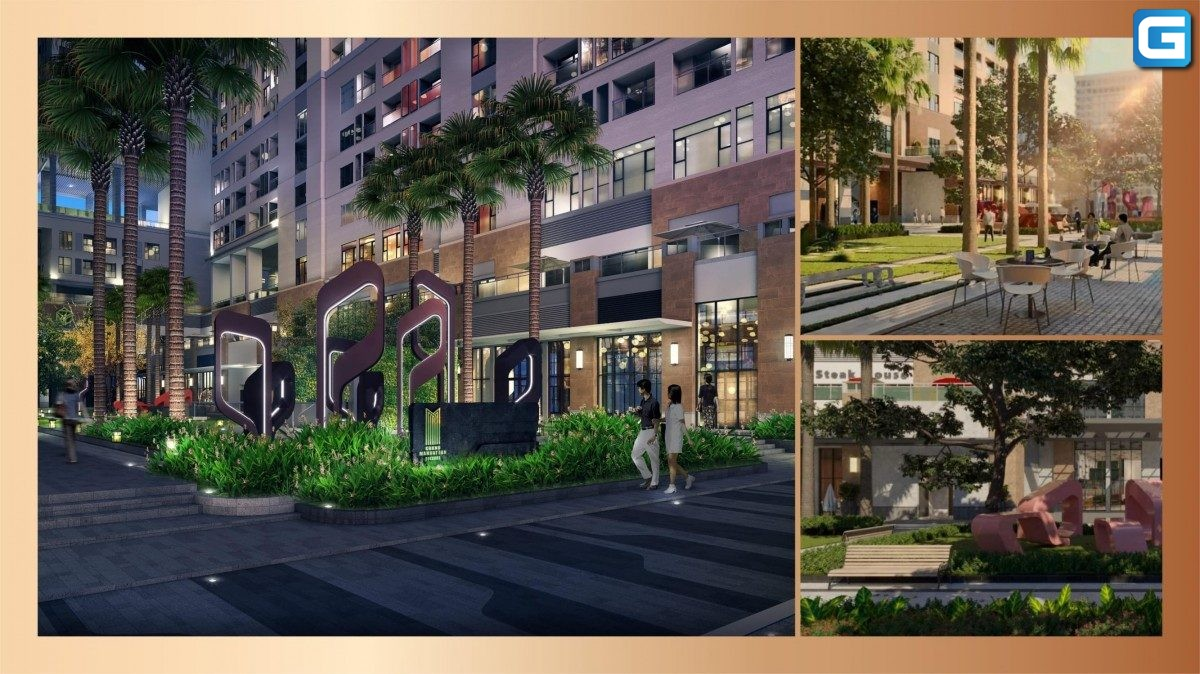 dự án căn hộ Soho Residence Novaland Quận 1