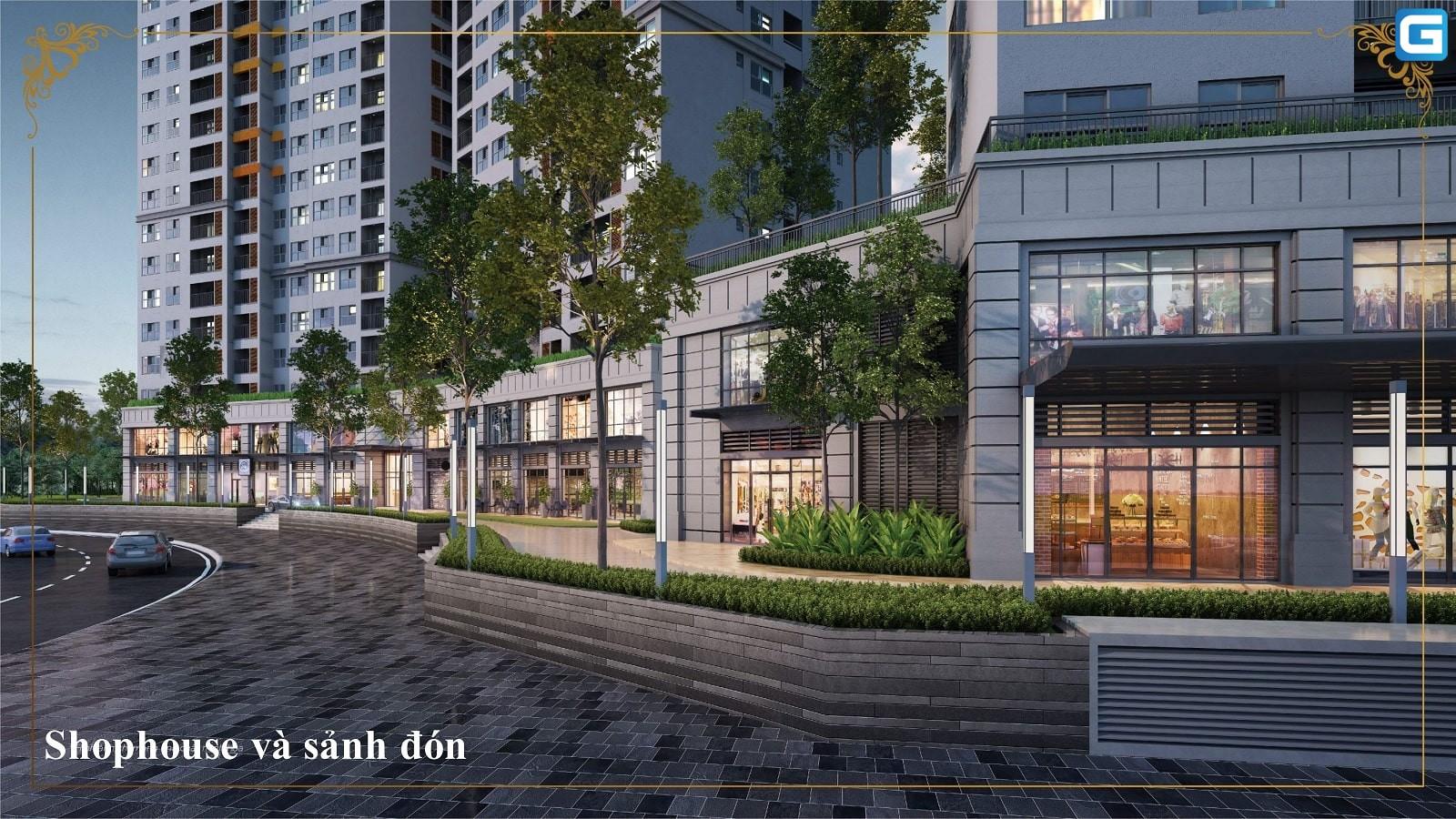dự án căn hộ The Palace Residence quận 2