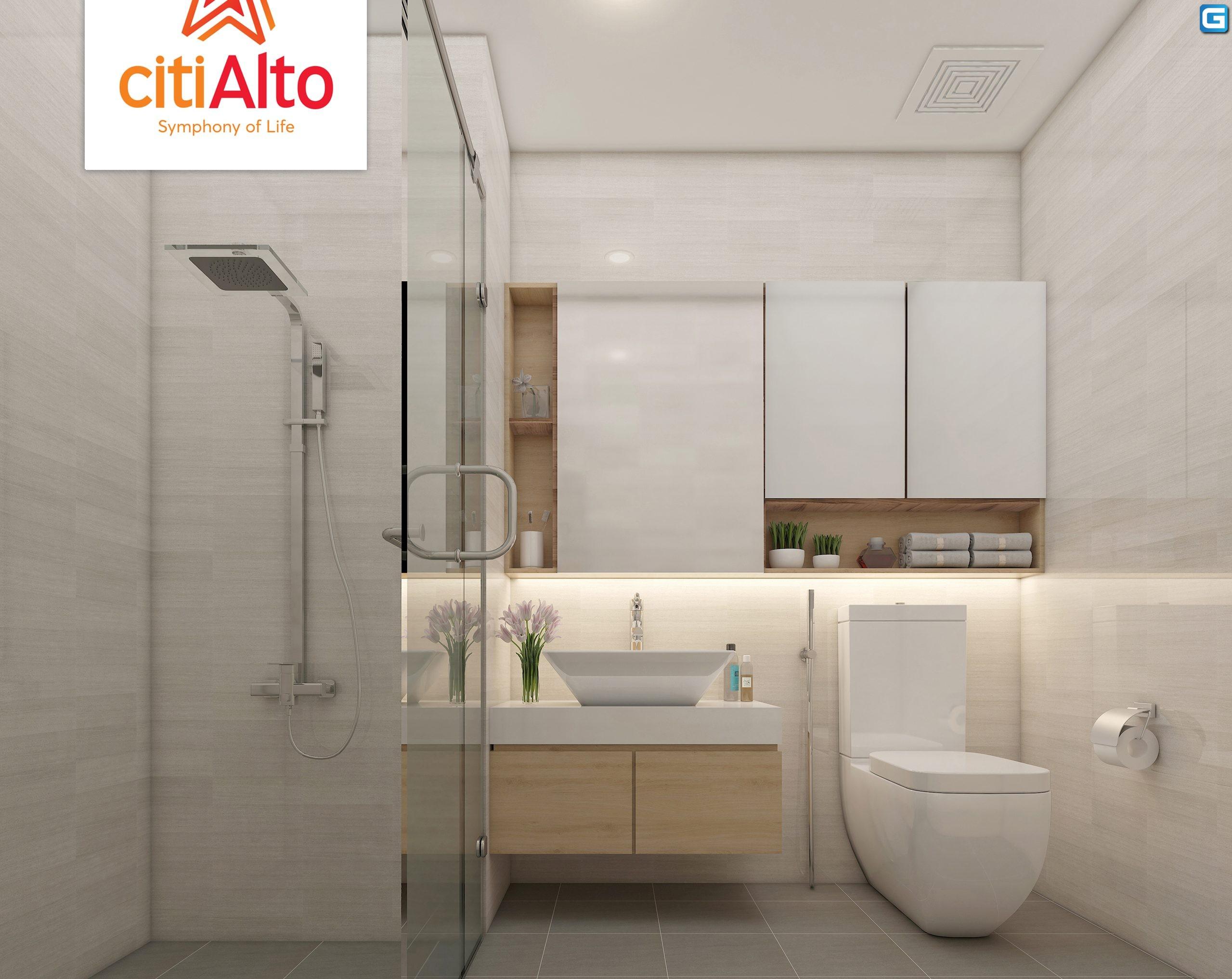 dự án căn hộ CitiAlto Quận 2