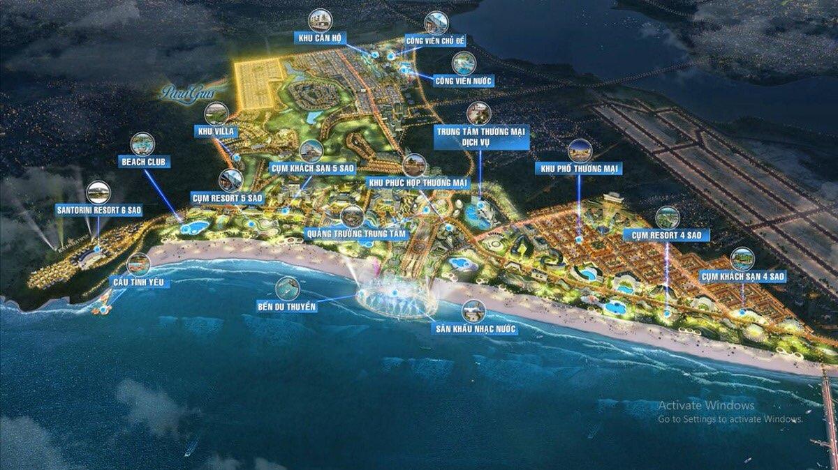 dự án KN Paradise Cam Ranh