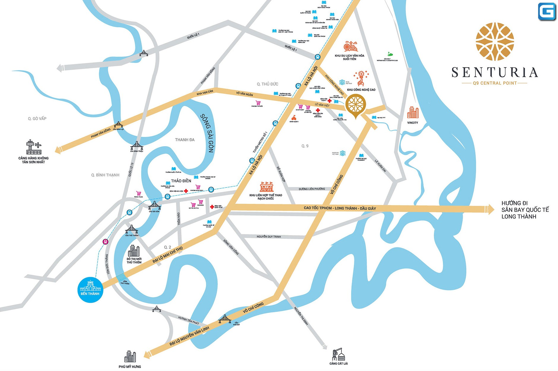 Senturia Q9 Central Point