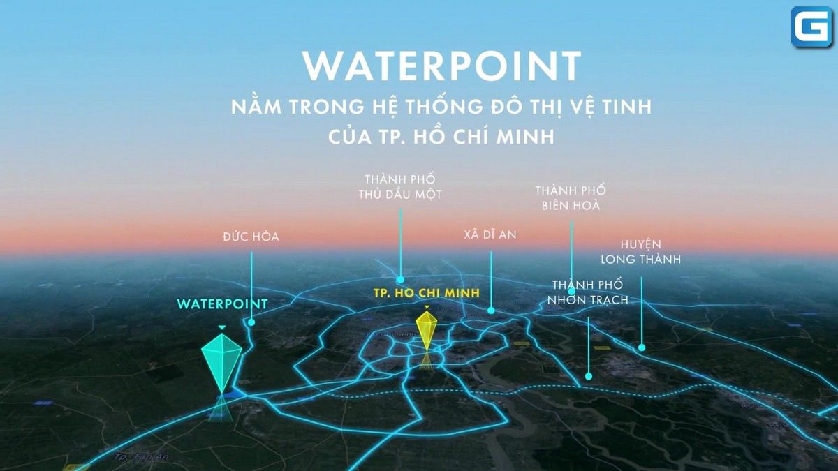 Waterpoint Bến Lức