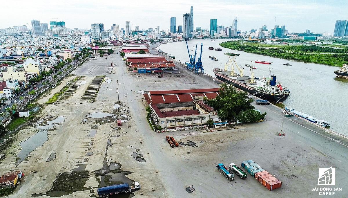 Cảng Khánh Hội – Khi nào di dời ?
