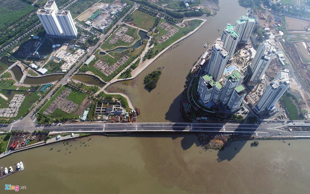 Cầu Thời Đại Đảo Kim Cương Quận 2  - Thông Tin Mới 2020
