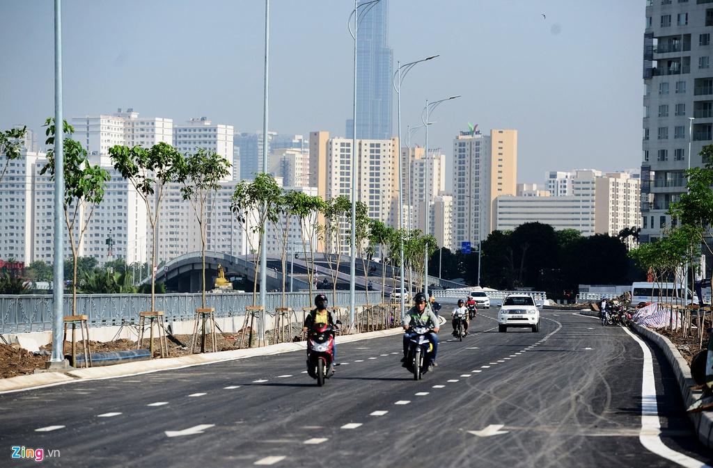 Cầu Thời Đại Đảo Kim Cương Quận 2