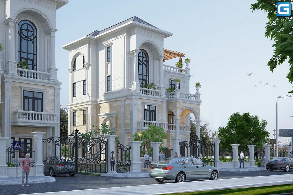 dự án Mon Rosalia Villas Hạ Long