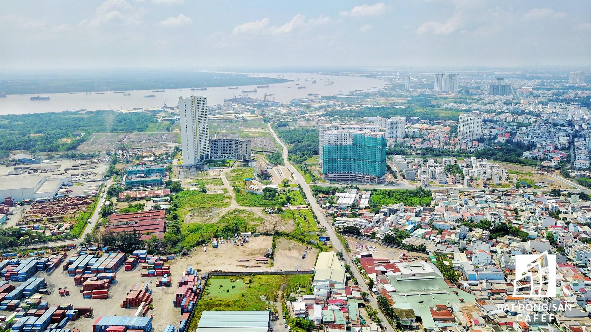 Quy hoạch Đường Đào Trí Quận 7 và Các dự án Xung Quanh 2020
