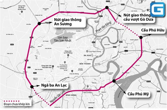 Dự án đường Vành Đai 2 có thể hoàn thành trong năm 2020 KO ?