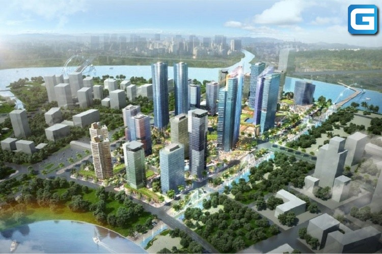 dự án Eco Smart City thủ thiêm quận 2
