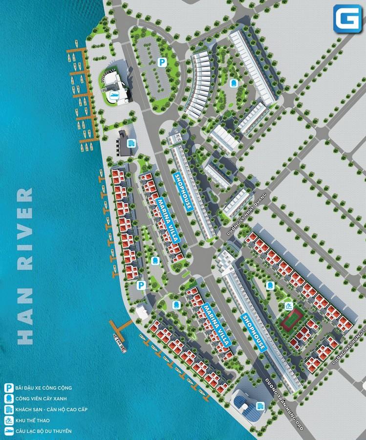 Marina Complex Đà Nẵng