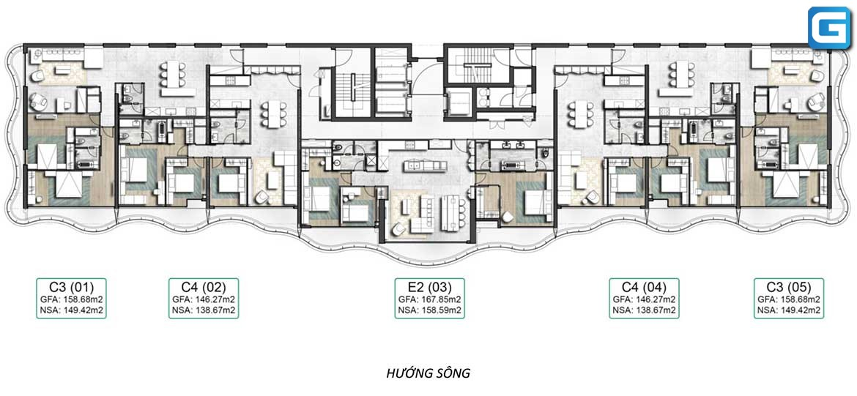 Waterina Suites