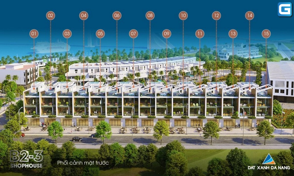 dự án Marina Complex Đà Nẵng