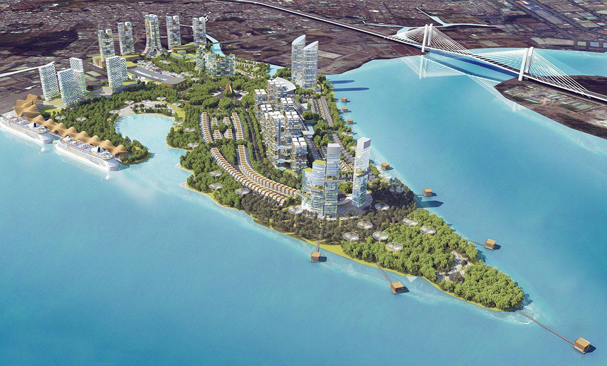 Quy hoạch và tiến độ dự án Mũi Đèn Đỏ trong năm 2020
