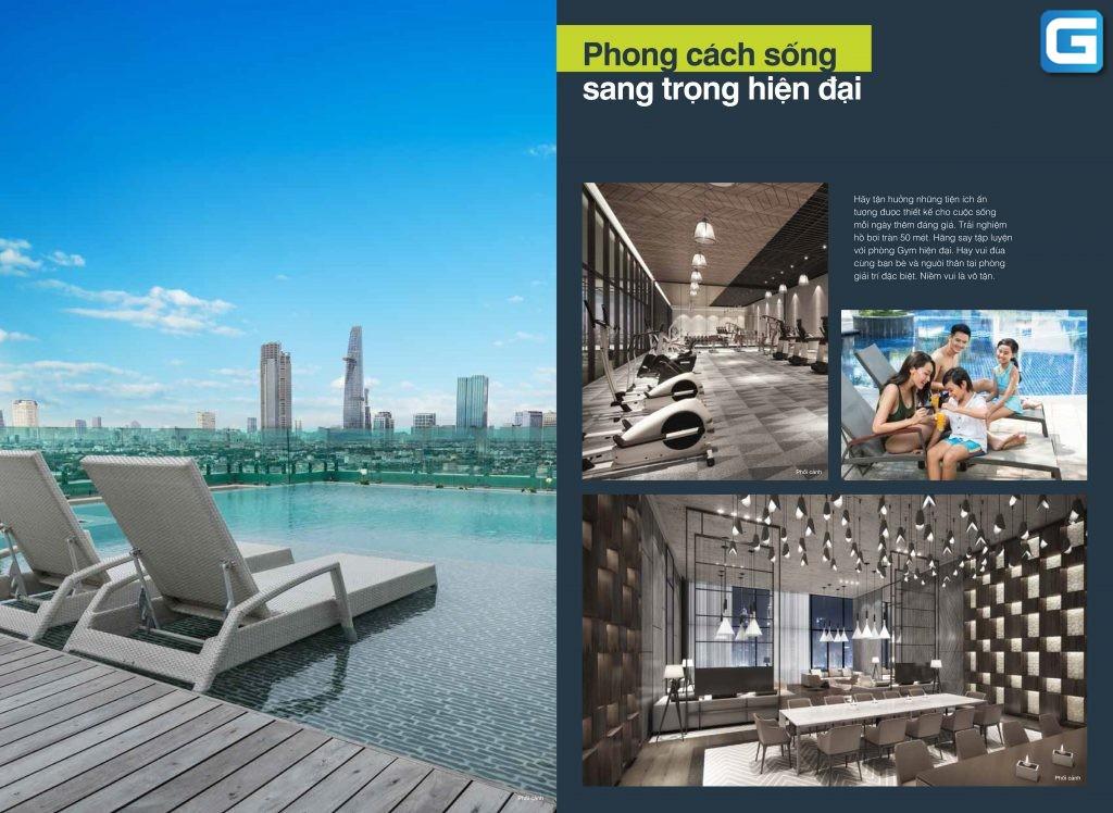 dự án căn hộ Empire City Thủ Thiêm Quận 2