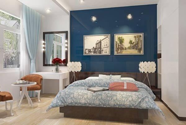 Cách bố trí phòng ngủ hợp phong thủy đúng chuẩn nhất năm 2020