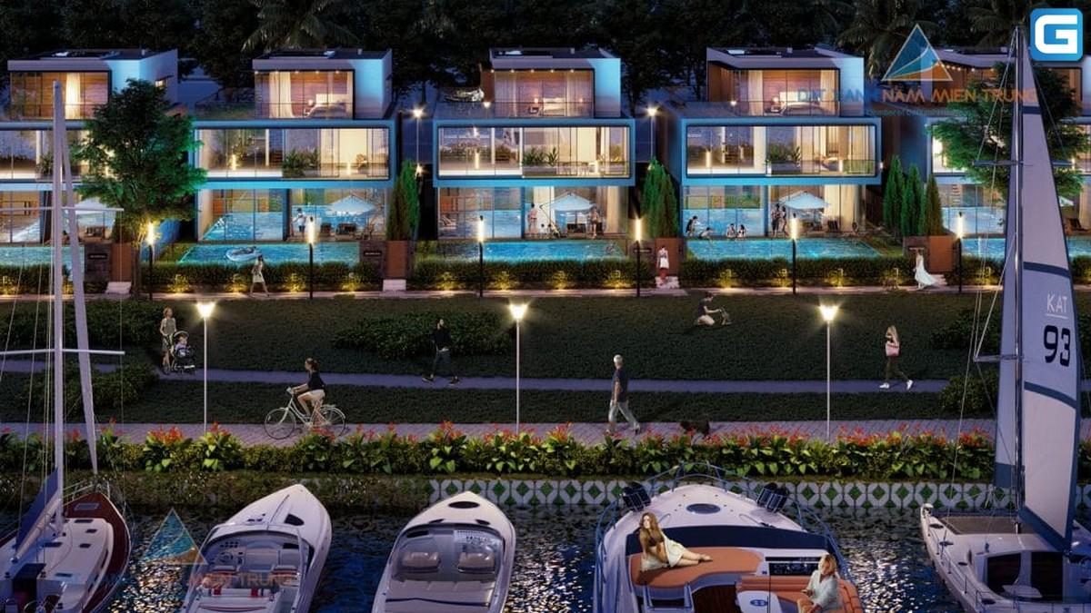 dự án One River Villas Đà Nẵng