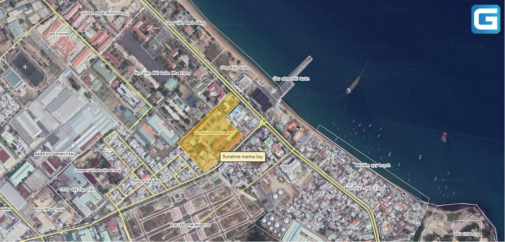 dự án Sunshine Marina Nha Trang Bay