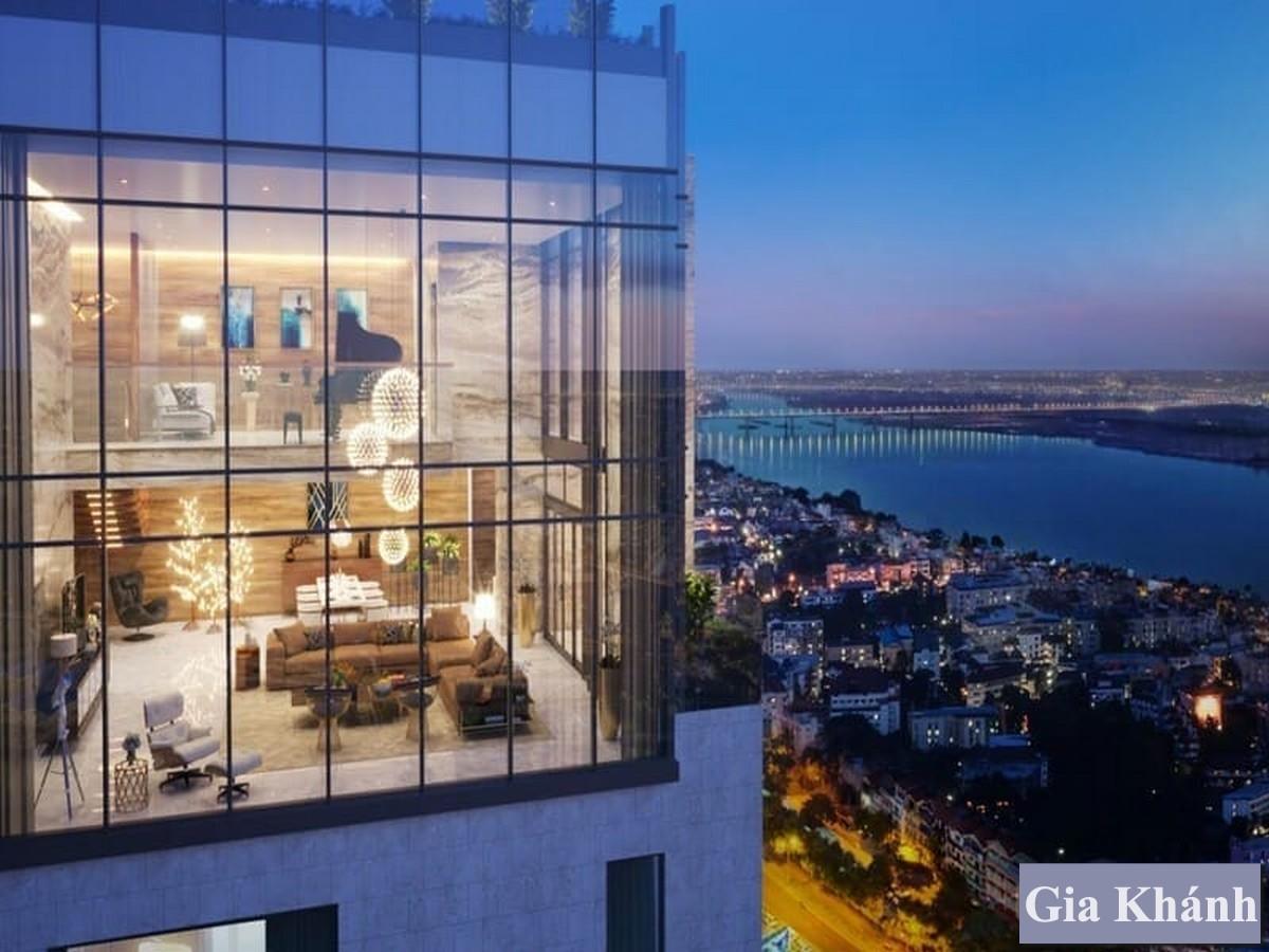 Căn hộ thông tầng Duplex là gì ? Giá căn hộ Duplex như thế nào ?
