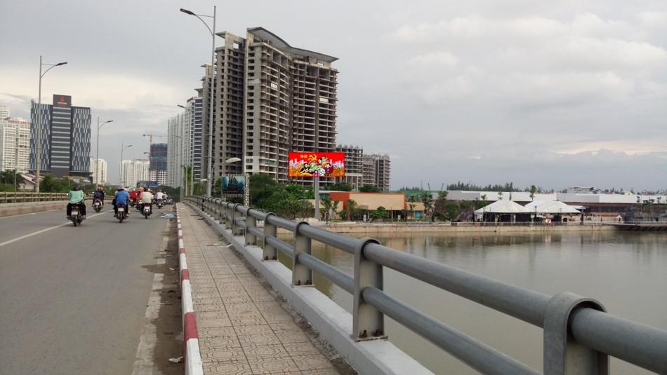 Cầu Rạch Đĩa – Thông tin tiến độ Quy Hoạch mới năm 2020