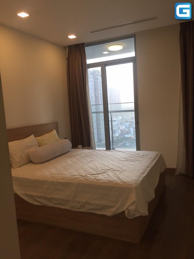 Cho thuê căn hộ 1PN Park 6 Vinhomes Central Park, Nhà Full Nội Thất, View Thành Phố