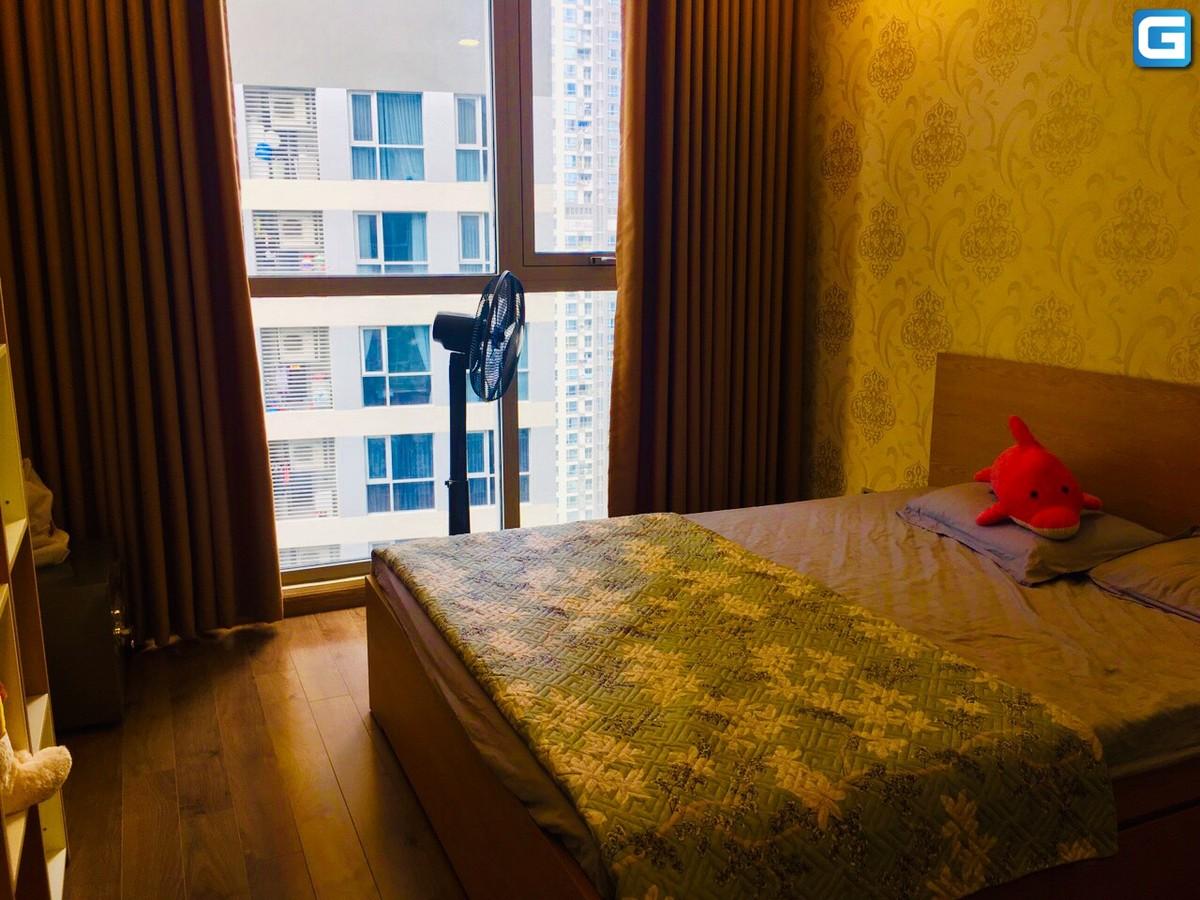 Cho thuê căn hộ 3PN Park 3 Vinhomes Central Park View sông và Nội Khu