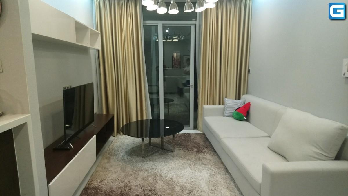 Cho thuê căn hộ Park 2 Vinhomes Central Park tầng 32 view sông