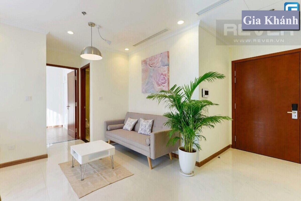 Cho thuê căn hộ C3 Vinhomes Central Park Officetel Nhà Full Nội Thất