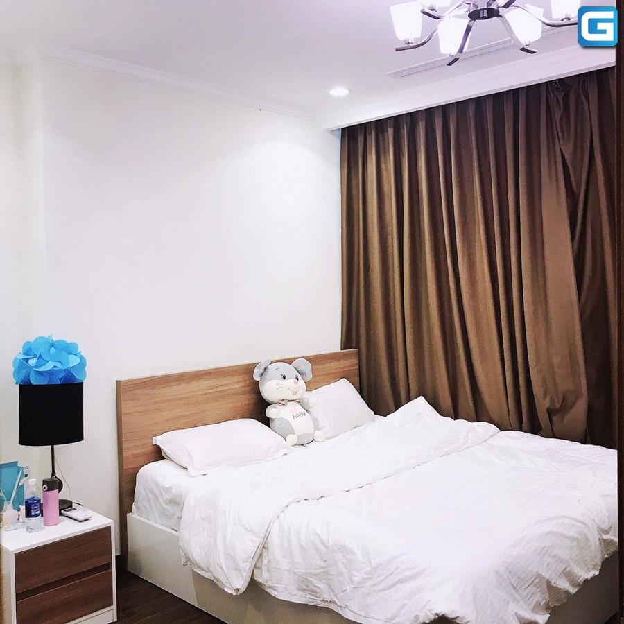 Cho thuê căn hộ L5 Vinhomes Central Park 1PN, Officetel tầng cao